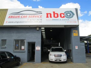 Angus Car Service Nepean Brake Clutch