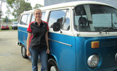 1976 Kombi Same Age as Claire