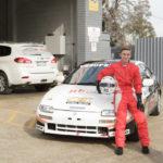 Fin Race Car