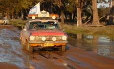 Variety Bash Car in the Mud