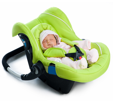 Baby Seats - Safety Restraints