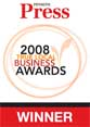 Local Business Awards Winner 2008