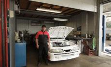 Aaron Race Car